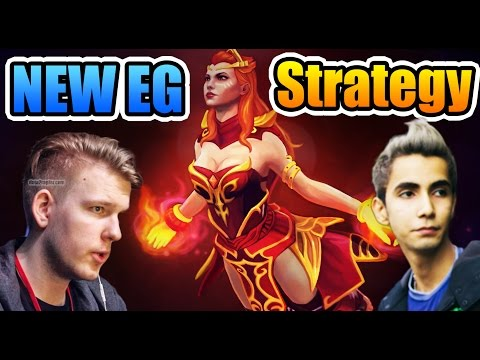 5 CARRY Heroes - NEW EG STRATEGY - Cr1t ft Arteezy vs SumaiL Dota 2 7.03