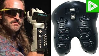 Video The 10 Strangest Video Game Accessories Ever download MP3, 3GP, MP4, WEBM, AVI, FLV Agustus 2018