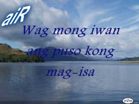 Pagdating ng panahon aiza seguerra lyrics karaoke i believe