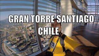 Un peruano opina de la Gran Torre Santiago, el edificio mas alto de latino américa | Chile