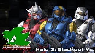 Halo 3: Pochuka Vs. Kaos117 Vs. Pantyuko Matoi