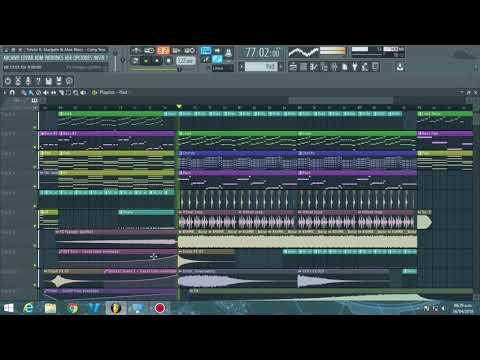 Tiësto ft Stargate & Aloe Blacc  Carry You Home Fl Studio Remake