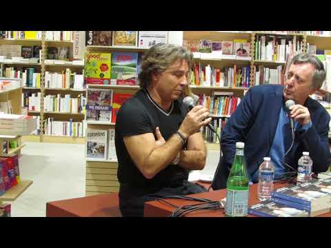 "Roberto Alagna |1| RENCONTRE LIBRAIRIE ""ICI"" 30/03/19"