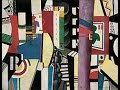 Fernand Leger 1881-1955 French painter, designer, semi-abstract Cubist
