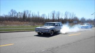 Bugsy's 64 Plymouth Wagon