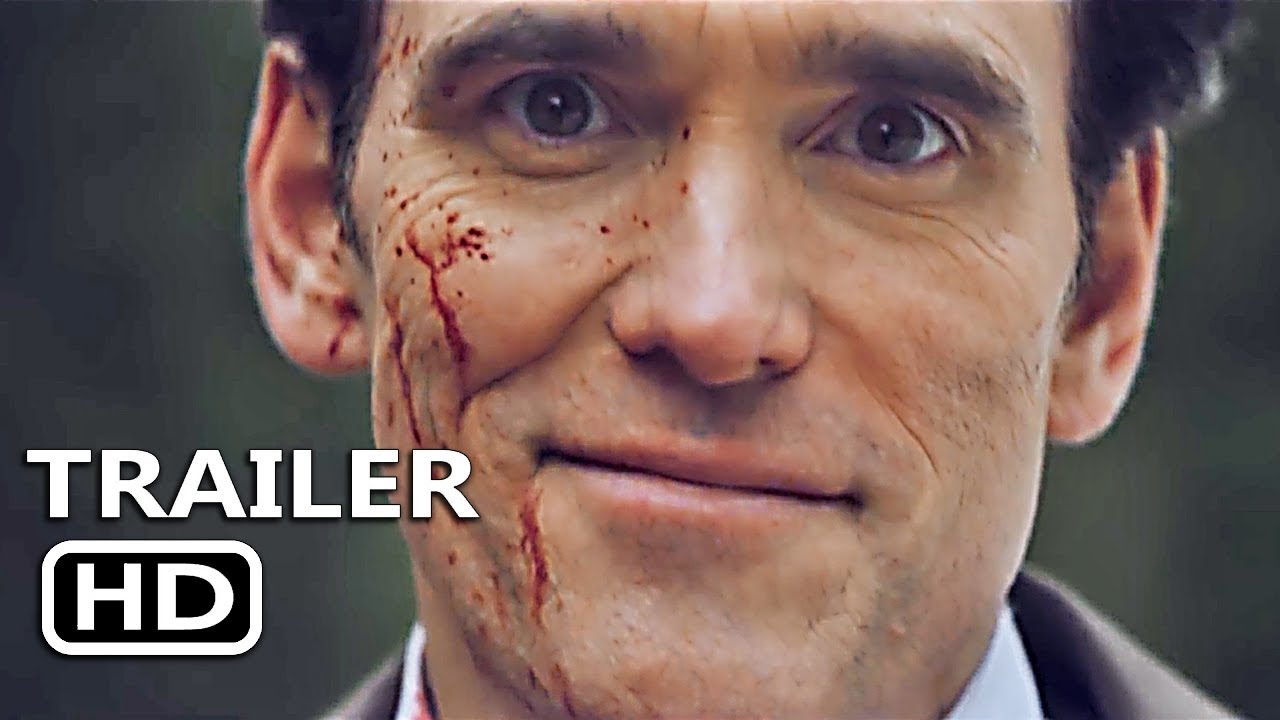 The House That Jack Built Official Teaser Trailer (2018)