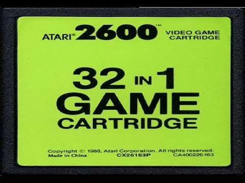 Atari 2600 Emulator Stella + Bedienungsanleitung