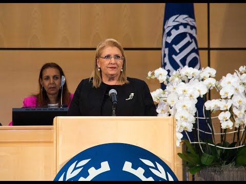 Opening Speech | World of Work Summit | International Labour Organisation | Geneva