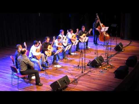 Orquestra de Violões da Escola de Música Villa-Lobos (Emvl)