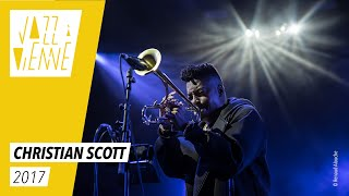 Christian Scott - Jazz à Vienne 2017
