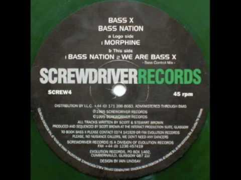 [SCREW 04] Bass X - Morphine [1995]