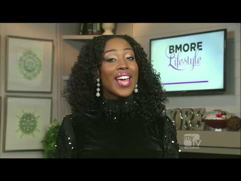 Chardelle Moore BMORE Lifestyle Anchor Full Episode 1/1/2019