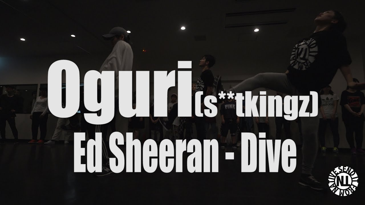 Ed sheeran dive oguri s tkingz native youtube - Dive ed sheeran ...