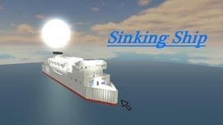 Roblox Sinking Ship Ep. 2