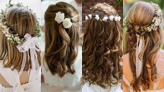 Baixar Peinados para Primera Comunión 2018 de niñas | recogidos, tocados, trenzas, coronas, ondas, liso
