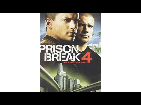Prison Break 4° Temporada *LINKS NA DESCRIÇÃO* - YouTube