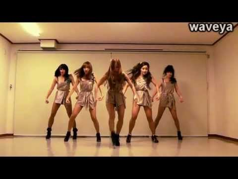 Waveya Beyonce - End of time Dance cover