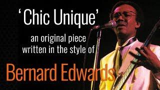 Giants of Bass - Bernard Edwards