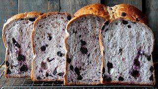 [Eng]블루베리 식빵 만들기 (Blueberry Br…