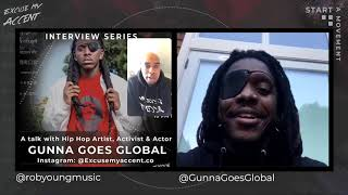 RobYoung & Gunna Goes Global (Last Black Man In San Francisco Actor) talk black lives in tech-part 2