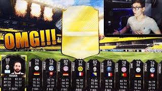 FIFA 17: ONES TO WATCH PACK OPENING (DEUTSCH) - FIFA 17: ULTIMATE TEAM - OMG WALK OUT PLAYER!