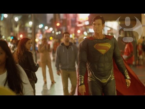 Hollywood's homeless Superman: 'I was put in my own living hell' | Outside in America