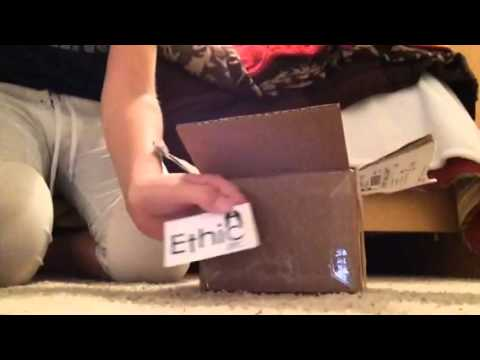 Odi grips unboxing