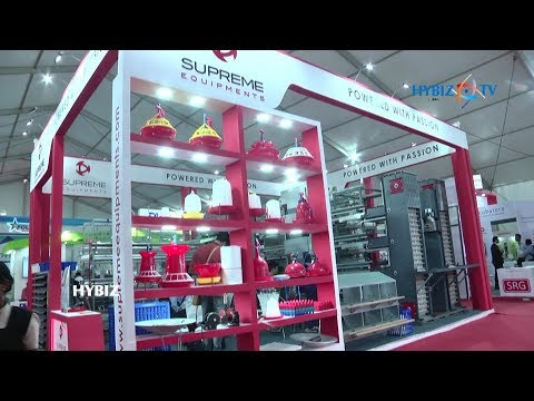 Supreme Equipments Pvt Ltd | Poultry Exhibition 2017