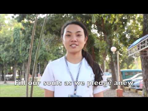 West Visayas State University (WVSU) Hymn