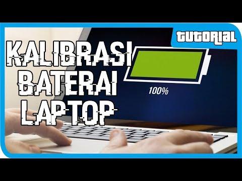 Cara Memperbaiki Baterai Laptop Yang Rusak/DROP Part #1