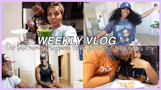 Family Secrets, Making Green Juices, Come Travel With ME!!!   WEEKLY VLOG