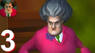 Scary Teacher 3D Episode 2 Levels 1-2 Walkthrough Part 3 / Android iOS Gameplay HD