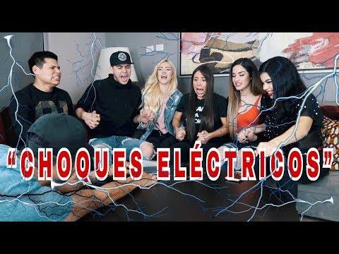 HICE UN RETO CON JUKILOP  *choques eléctricos challenge*