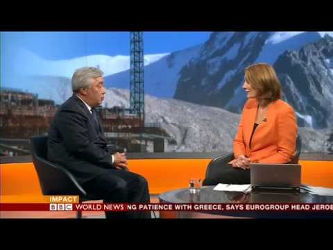BBC World News interview with Kazakhstan's Foreign Minister Erlan Idrissov