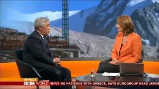 BBC World News interview with Kazakhstan