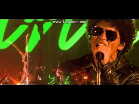 Bruno Mars Gorilla Live