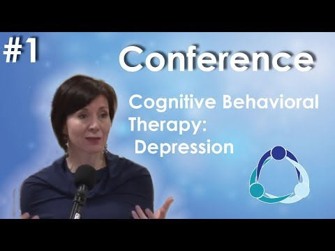 Conference March 23, 2017 - Cognitive Behavioral Therapy: Depression with Dr. Francine MacInnis