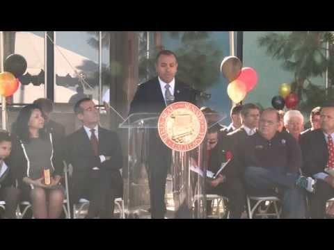 State Senator Tony Mendoza - Oath of Office Ceremony Speech