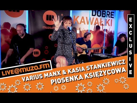Varius Manx - Piosenka Księżycowa (Live at MUZO.FM)