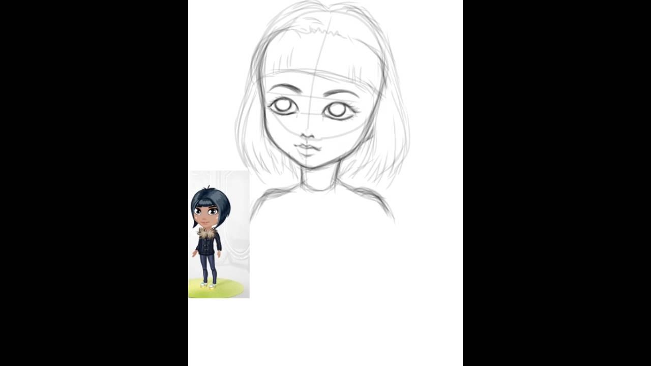 вами картинки аватария рисунки карандашом для заводские