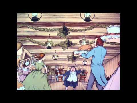 Charles Dickens' A Christmas Carol 1971 Oscar Winner HD Richard Williams Animation