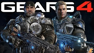 Gears of War 4 E3 2017 - Project Scorpio, Campaign DLC, Gears 2 Ultimate Edition & More!