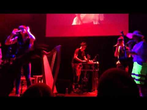 Cocorosie - Rainbow Warriors live