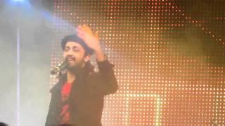 Atif Aslam Salam 2011 Dubai Concert-Parandey (Sajna tere Bina) Thumbnail