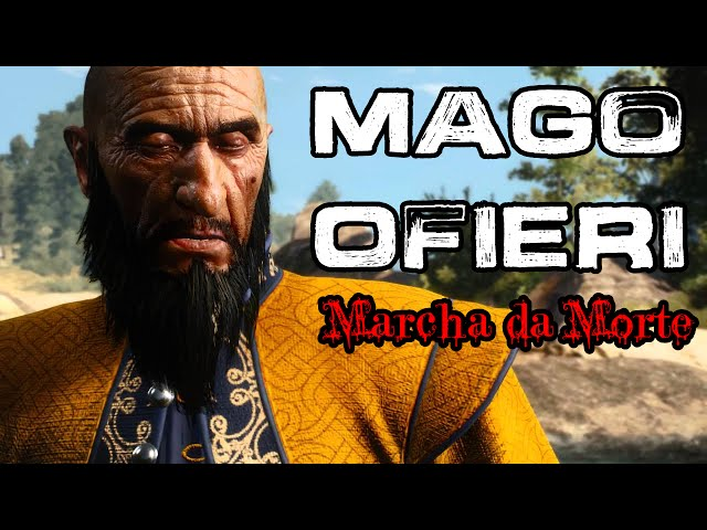 The Witcher 3: Hearts of Stone #Mago/ Marcha da Morte  (PS4)