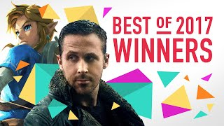 EVERY Best of Winner of 2017 (Games, Movies, TV)