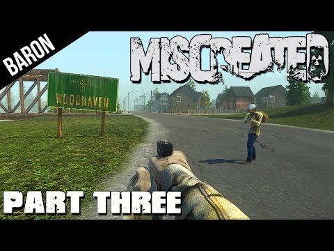 Miscreated Survival Gameplay - Part 7: 'RUN!!' (Pre-Alpha ...