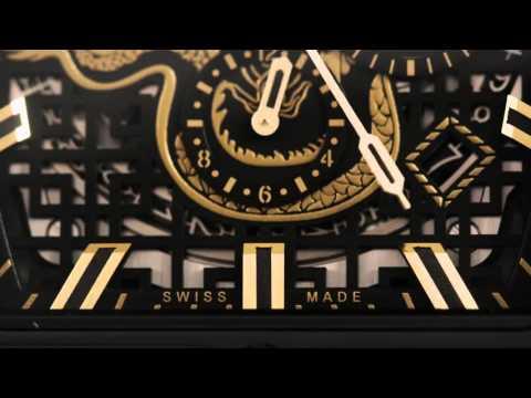 Hublot Spirit of Big Bang Bruce Lee Limited Edition watch celebrates diamond jubilee of the legend -