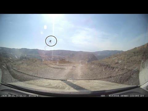Нагорный Карабах: минные поля и ракеты над головой