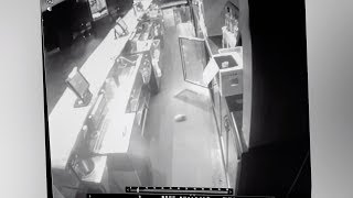 Beer Cans Thrown Around In Haunted Bar